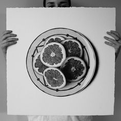 50 Foods Photorealistic Illustrations in 50 Days_8