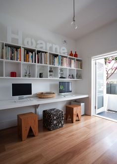 North Bondi House – Home Office