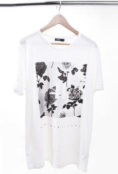 Floral #rose #tshirt