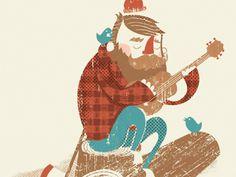 Lumberjack #suarez #blake