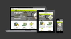 Caryaa Website | Thomas Manss & Company #iphone #app #web