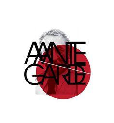 avante garde #avante #garde #africa #design #graphic #logo #type #typo #typography