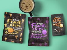 This Kellogg's Fruit Chips Concept will Get You Ready to Snack