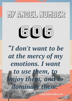 Angel Number 606