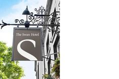 The Swan Hotel Gareth Procter Graphic Design #gareth #swan #design #graphic #hotel #procter