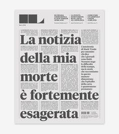 Typographie #print #grid