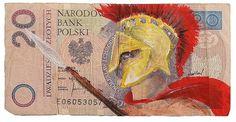 Untitled | Flickr - Photo Sharing! #polish #note #illustration #bank #money