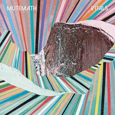 Mutemath album cover for Vitals.