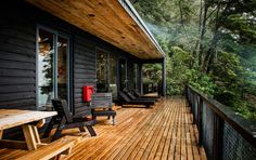 This Patagonian Retreat Has Idyllic Views of Lake Todos los Santos