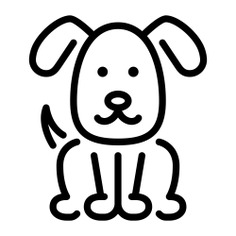 See more icon inspiration related to dog, pet, bulldog, animals, animal kingdom and mammal on Flaticon.