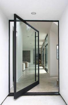 door #door #minimal #black #modern