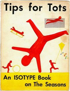 Isotype Revisited | 'Tips for tots' #design #otto #isotype #type #neurath