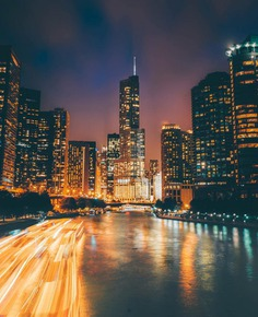 Magical Street and Urban Photos of Chicago by Jason Dubs