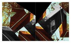 concrete jungle #brick #concrete #richmond #virginia #collage