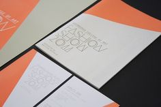Jo Hosker | Fashion #branding #design #graphic #fashion #typography