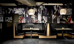 restaurant, restaurant design, restaurant decor, retail design, #restaurant