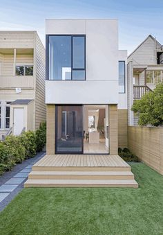 Two-Way House in San Francisco / Studio Sarah Willmer Architecture 1