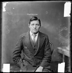 Vintage Mugshots from the 1920s [30 Photos] #aussie #mugshot #photograph