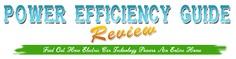Power Efficiency Guide header