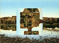 Luis Dourado #photography #collage #geometric