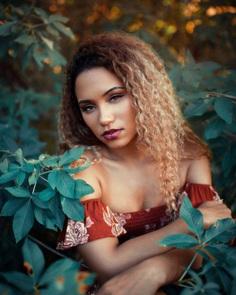 Marvelous Female Portrait Photography by Shane Michael