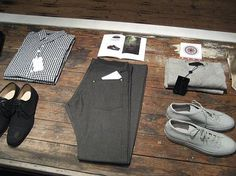 Grey shoes #fashion #mens #shoes