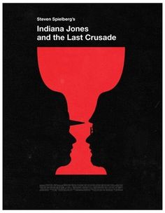 Olly Moss's posters list #jones #red #indiana #blackand #illustration #poster #film #olly #moss