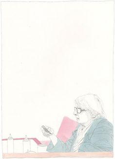 Adam Cruft #illustration