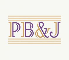 PB&J – Jason Wong – Friends of Type #pb&j #type #of #friends