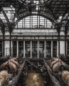 #Abandoned World: Incredible Urbex Photography by Simon Yeung