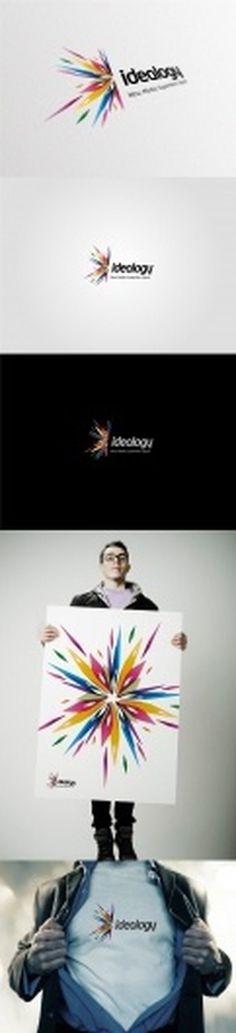 Idealogy - Logos - Creattica #logo