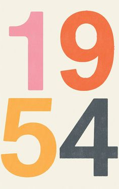 Typography #date