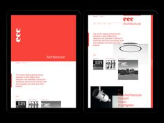 ECC Architectural by Sons & Co. / AGDA Awards