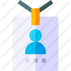 See more icon inspiration related to files and folders, business and finance, id card, pass, identification, card and identity on Flaticon.