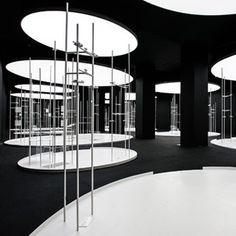Exhibition design by brigada*