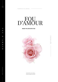 #book #cover #white #layout #design #rose