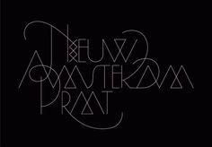 nieuwamsterdampraat_logo.gif 1134×793 pixels #type #shoe