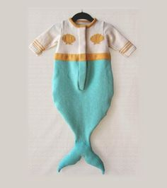 a baby mermaid #clothing #mermaid #baby