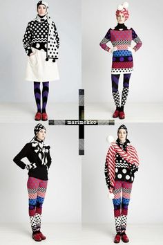 Door Sixteen #fashion marimekko pattern