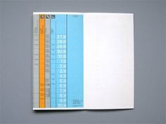 Otl Aicher 1972 Munich Olympics - Timetables #timetable