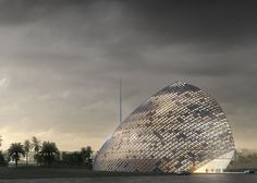 CJWHO ™ (ARPT Headquarters by Mario Cucinella...) #arpt #design #algeria #photography #architecture #headquarters