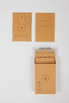 Tenue de Nîmes #packaging #stationary