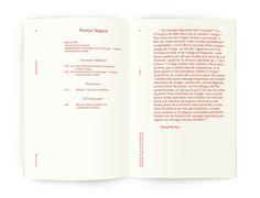 Neo Neo Graphic Design Switzerland   FCAC Bourses Déliées