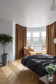bedroom, Maly Krasota Design
