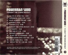 blog Â« matmacquarrie.ca #revolt #album #5000 #the #macquarrie #stars #tracklist #mat #art #powerman #tonight