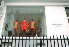 Norton #exterior #shopfront #branding