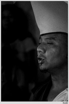 All sizes | Chant | Flickr - Photo Sharing! #white #black #digital #photography #and #photgraphy