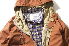nanamica Wind Shirt 07 #fashion #mens