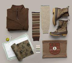 L.L.BEAN - Alyssa Stoisolovich | Strategic Design #llbean #outdoors #color #brand #photography