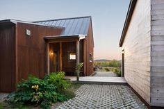 GO Home by GO Logic | Passive Dacha, 1000 sq ft plan B design